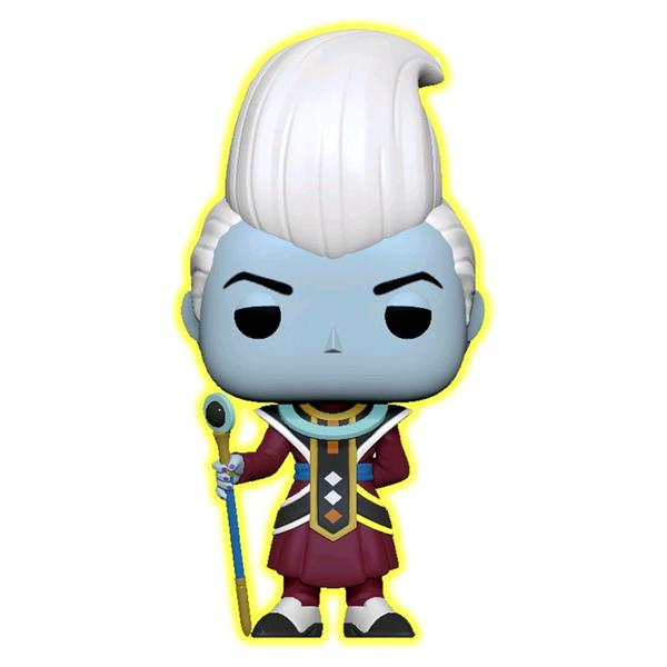 Dragon Ball Super - Whis Glow US Exclusive Pop! Vinyl