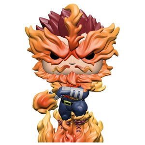 My Hero Academia - Endeavor Pop! Vinyl
