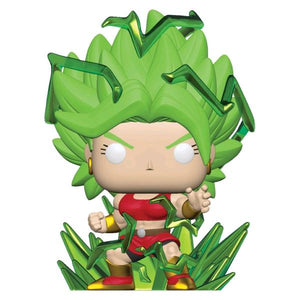 Dragon Ball Super - Super Saiyan Kale with Energy Base US Exclusive Pop! Vinyl
