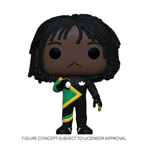 Cool Runnings - Sanka Coffie Pop! Vinyl