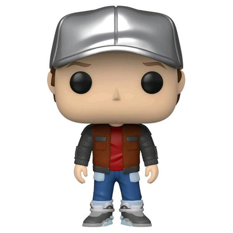 Back to the Future - Marty in Future Outfit Pop! Vinyl
