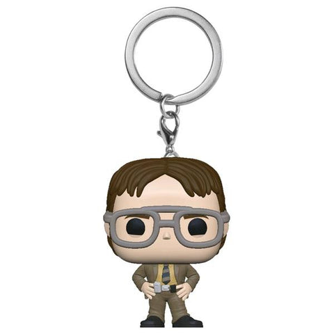 The Office - Dwight Schrute Pocket Pop! Keychain