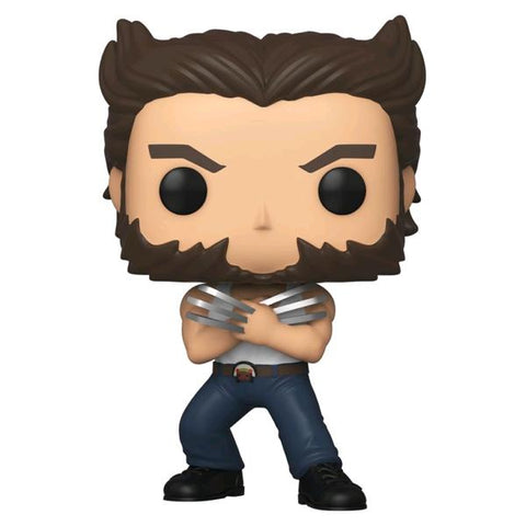 X-Men (2000) - Wolverine Tank Top 20th Anniversary Pop! Vinyl