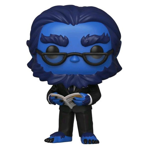 X-Men (2000) - Beast 20th Anniversary Pop! Vinyl