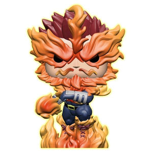 My Hero Academia - Endeavour Glow US Exclusive Pop! Vinyl