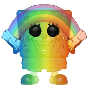 SpongeBob SquarePants - Rainbow Pride Pop! Vinyl