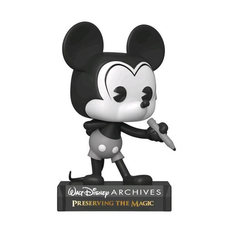Image of Disney Archives - Plane Crazy Mickey Pop! Vinyl