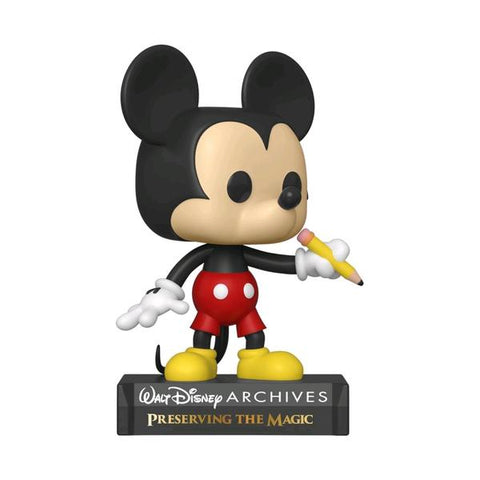 Disney Archives - Classic Mickey Pop! Vinyl