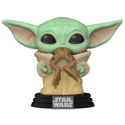 Star Wars: The Mandalorian - The Child with Frog Pop! Vinyl