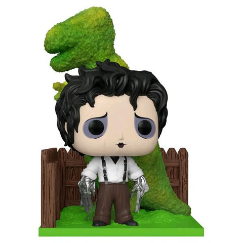 Edward Scissorhands - Edward & Dinosaur Hedge Pop! Deluxe