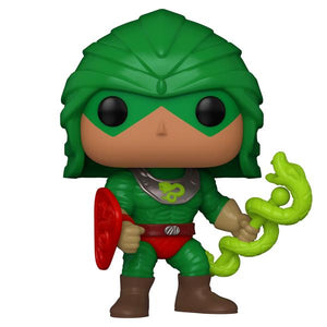 Masters of the Universe - King Hiss NYCC 2020 Pop! Vinyl