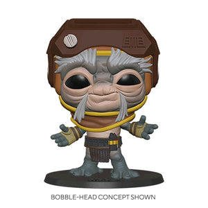 "Star Wars - Babu Frik 10"" Pop! Vinyl"