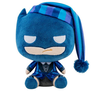 Batman - Scrooge Batman Holiday Plush
