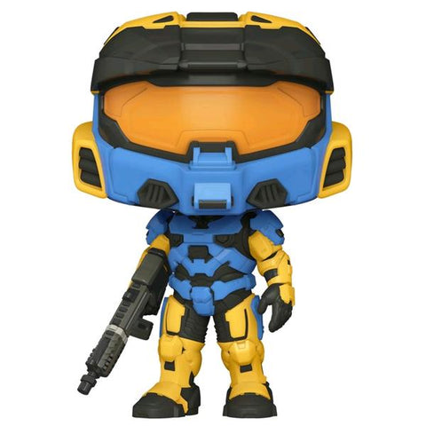 Halo Infinite - Spartan Mark VII with Vakara 78 Commando Rifle Deco Pop! Vinyl