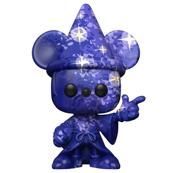 Fantasia - Sorcerer Mickey (Artist) #1 Pop! Vinyl with Protector