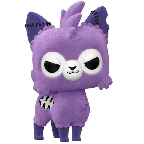 Tasty Peach - Lavender Zombie Alpaca Flocked US Exclusive Pop! Vinyl