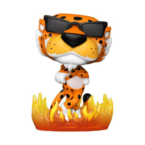 Image of Ad Icons - Cheetos Flaming Hot Chester Glow US Exclusive Pop! Vinyl