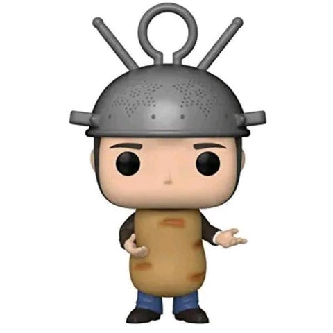 Friends - Ross as Sputnik Pop! Vinyl