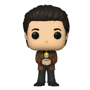 Seinfeld - Jerry with PEZ US Exclusive Pop! Vinyl