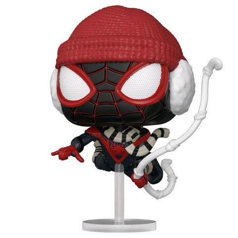 Marvel's Spider-Man: Miles Morales - Winter Suit Pop! Vinyl