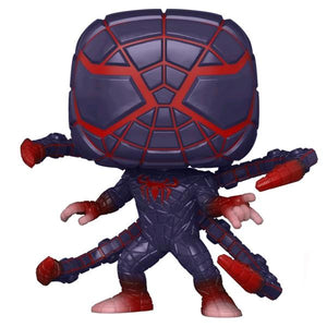 Marvel's Spider-Man: Miles Morales - Programmable Matter Suit Pop! Vinyl