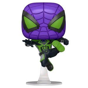 Marvel's Spider-Man: Miles Morales - Purple Reign Pop! Vinyl