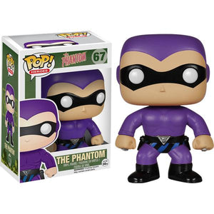 The Phantom - Ghost Who Walks Pop! Vinyl