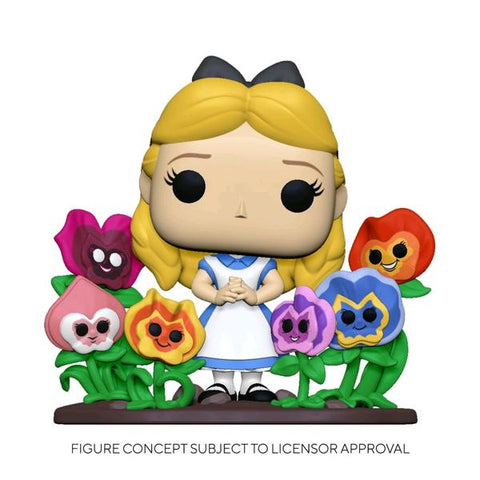 Alice in Wonderland - Alice Flowers 70th Anniversary Pop! Deluxe