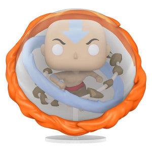 "Avatar: The Last Airbender - Aang Avatar State Glow US Exclusive 6"" Pop! Vinyl"
