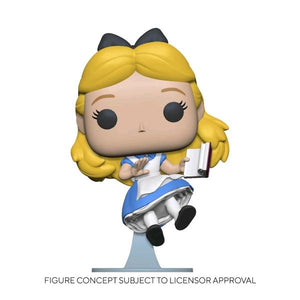 Alice in Wonderland - Alice Falling 70th Anniversary US Exclusive Pop! Vinyl