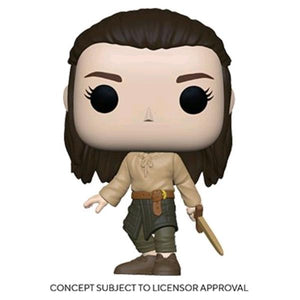 Game of Thrones - Arya Training Pop! Vinyl