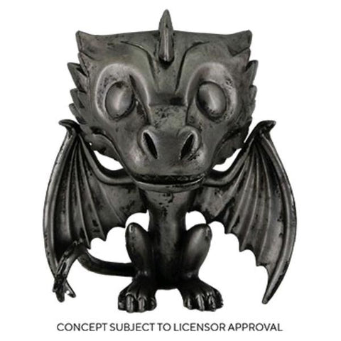 Game of Thrones - Drogon (Iron) Pop! Vinyl