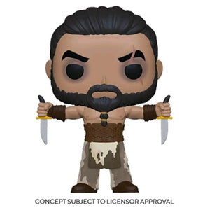 Game of Thrones - Khal Drogo with Daggers Pop! Vinyl