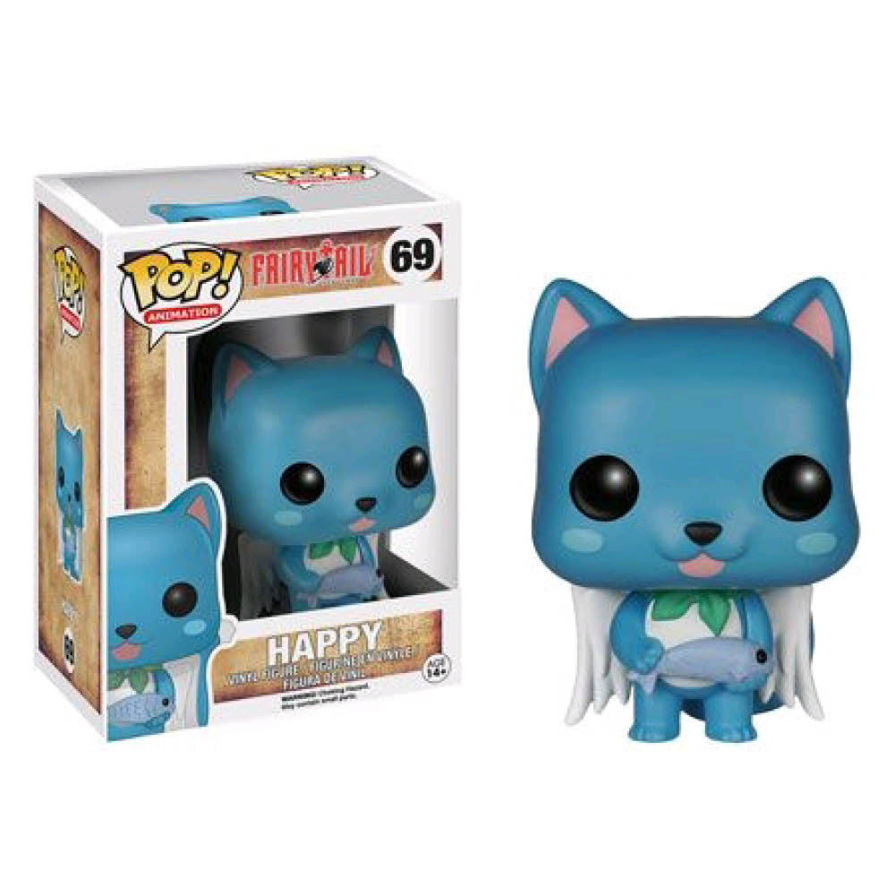 Fairy Tail - Happy Pop! Vinyl
