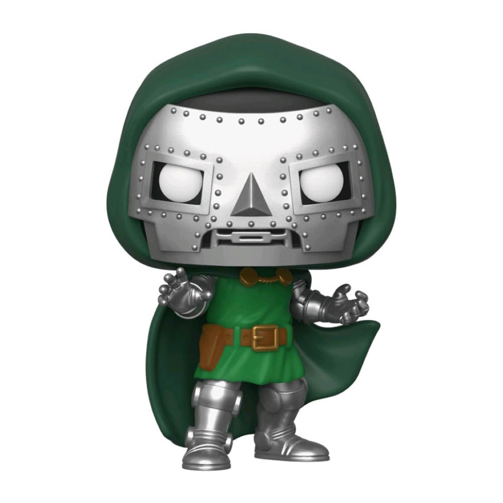 Fantastic Four - Doctor Doom Pop! Vinyl