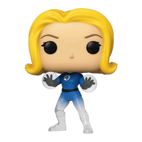 Fantastic Four - Invisible Girl Translucent Pop! Vinyl