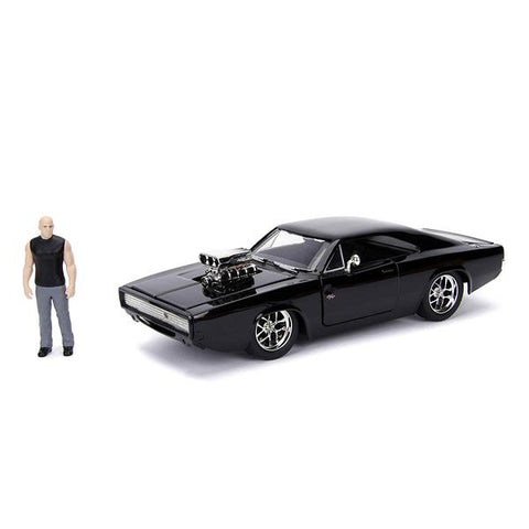 Fast & Furious - 1970 Dodge Charger 1:24 w/Dom