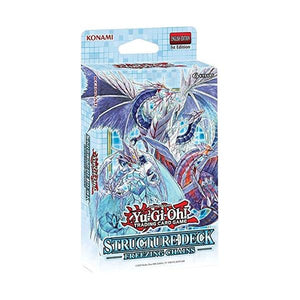 Yu-Gi-Oh! - Freezing Chains Structure Decks