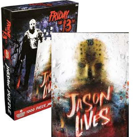 Friday the 13th - Jason Lives 1000PC Puzzle