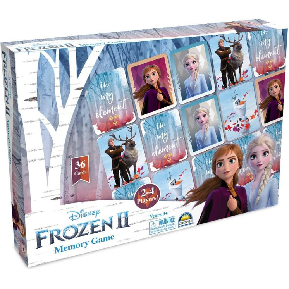 Disney Frozen 2 Memory Game