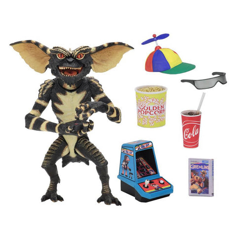 "Gremlins - Gamer Gremlin Ultimate 7"" Action Figure"