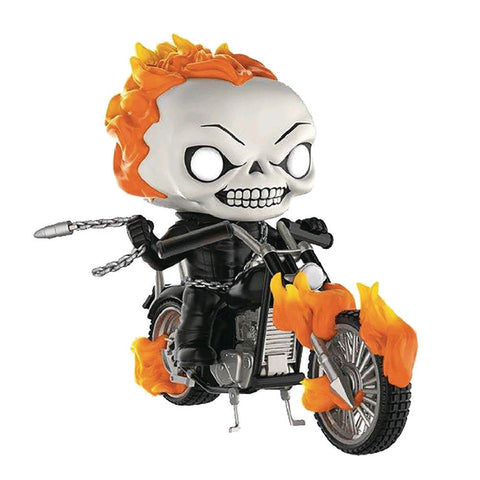 Ghost Rider - Ghost Rider US Exclusive Pop! Ride
