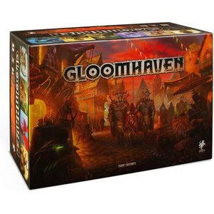Gloomhaven Revised Edition