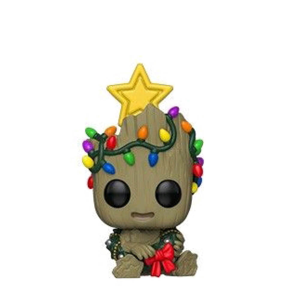 Guardians of the Galaxy Vol. 2 - Groot Holiday Pop! Vinyl
