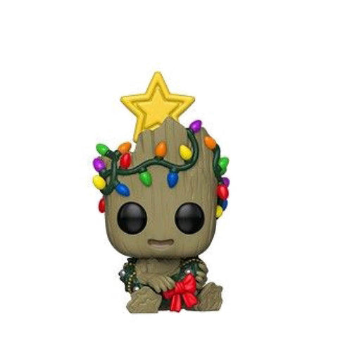 GOTG Vol. 2 - Groot Holiday Pop! Vinyl
