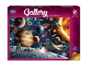 HOLDSON - GALLERY SPACE ODYSSEY 300pc Puzzle