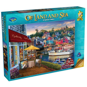 HOLDSONS OF LAND & SEA 2 HARBOUR 1000pc Puzzle