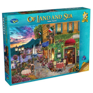 HOLDSONS OF LAND & SEA 2 ITALIAN FASCIN 1000pc Puzzle