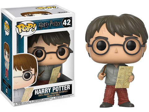 Harry Potter - Harry with Marauders Map Pop! Vinyl