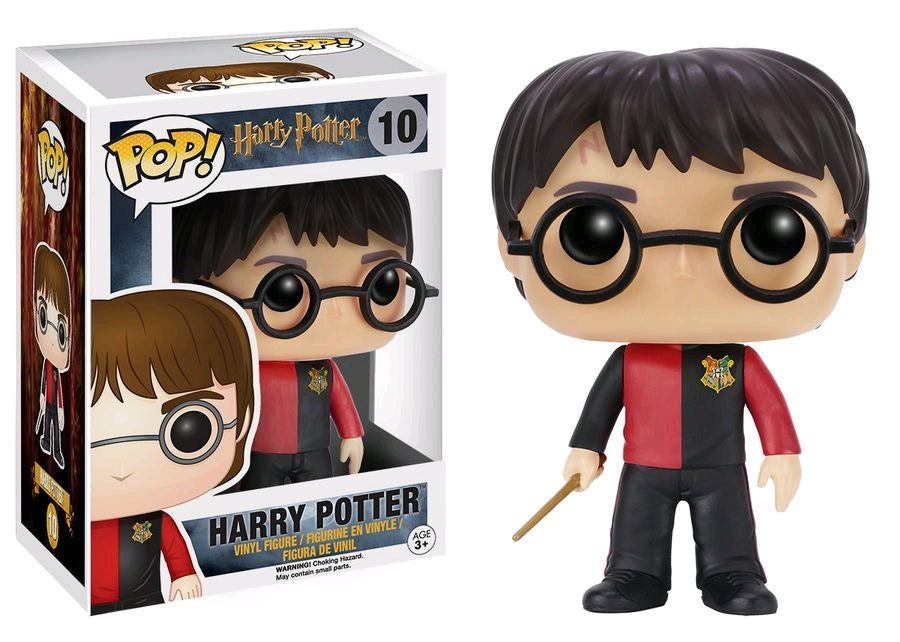 Harry Potter - Harry Triwizard Pop! Vinyl
